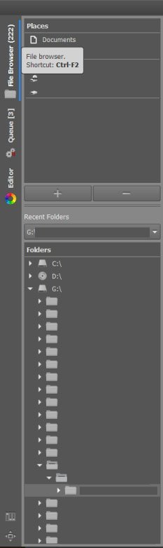 How to Open RAW Images in GIMP | Davies Media Design